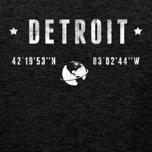 Détroit T-Shirts - Men's Premium Tank Top