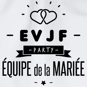 EVJF party Badges - Sac de sport léger