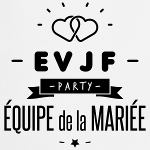 EVJF party Badges - Tablier de cuisine