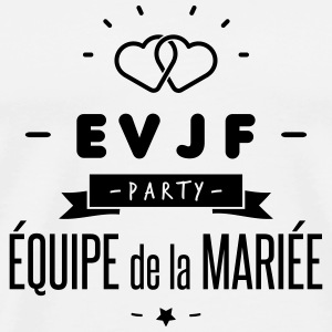 EVJF party Badges - T-shirt Premium Homme
