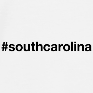 SOUTH CAROLINA - T-shirt Premium Homme