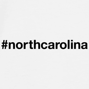 NORTH CAROLINA - Premium T-skjorte for menn