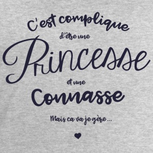 princesse et connasse Tee shirts - Sweat-shirt Homme Stanley & Stella