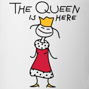 The Queen T-Shirts - Mug