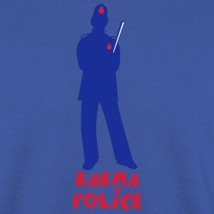 KARMA POLICE - Men's Sweatshirt