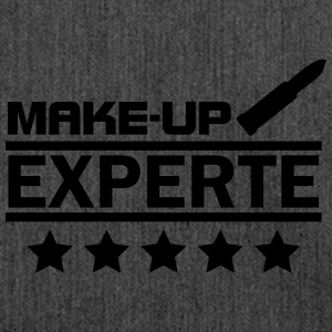 make-up experte T-Shirts - Schultertasche aus Recycling-Material