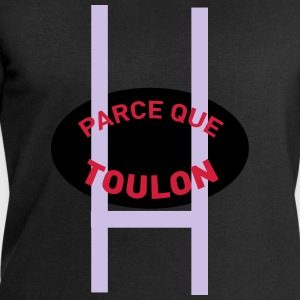 parce_que_toulon Tee shirts - Sweat-shirt Homme Stanley & Stella
