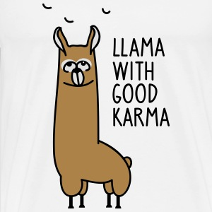 Good Karma  Aprons - Men's Premium T-Shirt