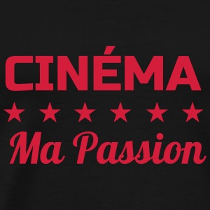 Cinema / Film Buff / Filmfan / Cinéphile / Kino Baby Bodysuits - Men's Premium T-Shirt