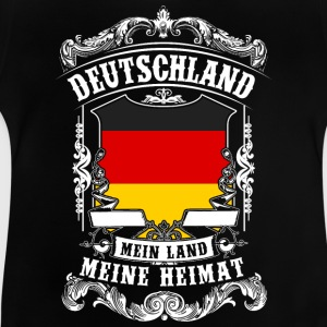 Germany - my country - my home Shirts - Baby T-Shirt