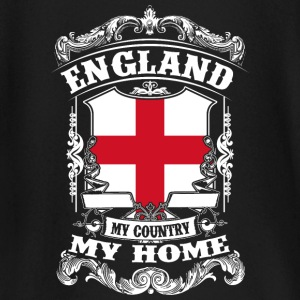 England - My country - My home T-Shirts - Baby Langarmshirt