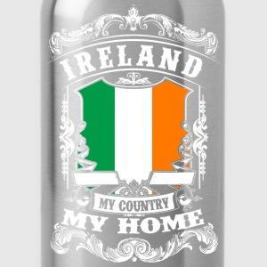 Ireland - My Country - My Home T-Shirts - Trinkflasche