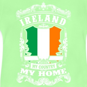 Ireland - My Country - My Home T-shirts - Baby T-shirt