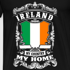 Ireland - My Country - My Home Sportbekleidung - Männer Premium T-Shirt