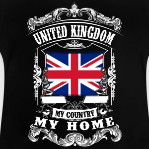 United Kingdom - My country - My home Langarmshirts - Baby T-Shirt