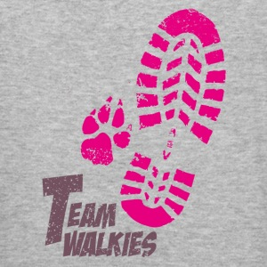 Team walkies pink Hoodies & Sweatshirts - Men's Slim Fit T-Shirt
