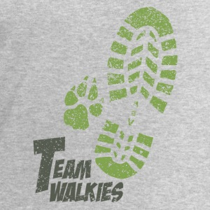 Team walkies green Shirts - Men's Sweatshirt by Stanley & Stella