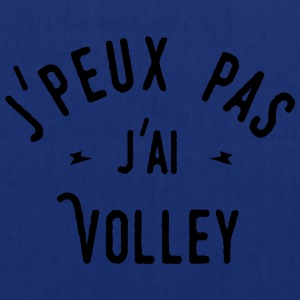 j'peux pas j'ai volley Tee shirts - Tote Bag