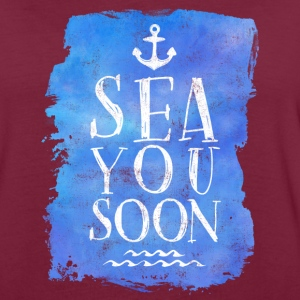 SEA YOU SOON Hoodies & Sweatshirts - Women's Oversize T-Shirt