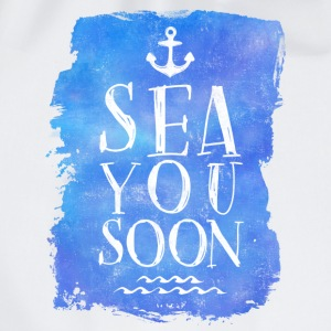SEA YOU SOON Sports wear - Drawstring Bag