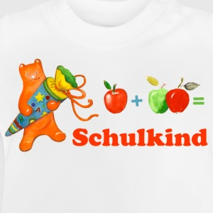 Schulkind  - Baby T-Shirt