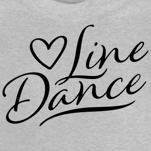 LOVE LINE DANCE Shirts - Baby T-shirt