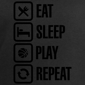 Eat Sleep Basketball Repeat Skjorter - Sweatshirts for menn fra Stanley & Stella