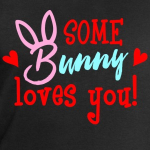Some Bunny Loves You - Men's Sweatshirt by Stanley & Stella