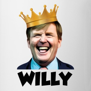 Willy (Koning Willem Alexander) T-shirts - Mok