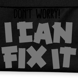 Don't worry! I can fix it - Duct tape T-skjorter - Ryggsekk for barn