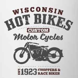 Wisconsin Hot Bikes  - Tazza