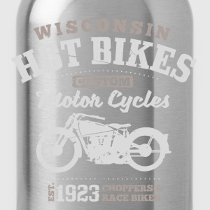 Wisconsin Hot Bikes  - Borraccia