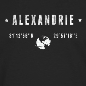 Alexandrie Tee shirts - T-shirt manches longues Premium Homme