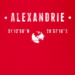 Alexandrie Shirts - Organic Short-sleeved Baby Bodysuit