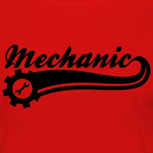 mechanic T-Shirts - Women's Premium Longsleeve Shirt