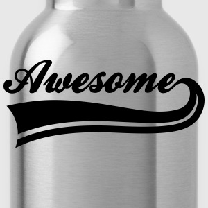awesome T-Shirts - Water Bottle