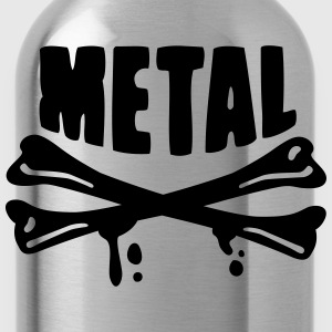 metal T-Shirts - Water Bottle