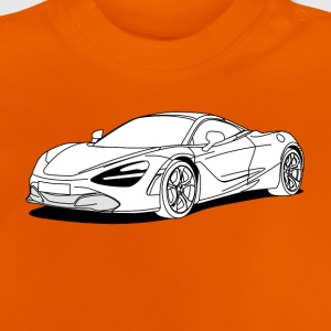 720s Coupe White Shirts - Baby T-Shirt