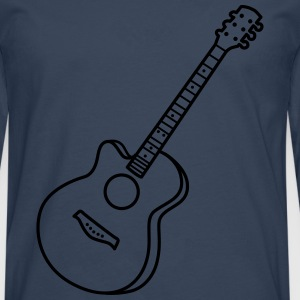 guitar Shirts - Men's Premium Longsleeve Shirt