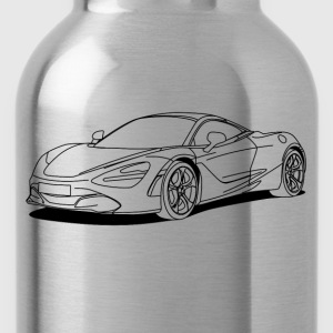720s outline T-Shirts - Water Bottle
