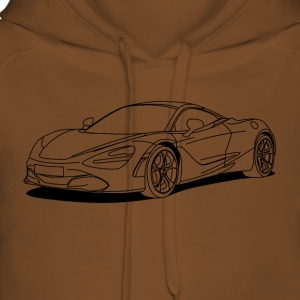 720s outline T-Shirts - Women's Premium Hoodie