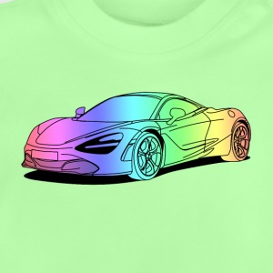 720s Coupe colourful Shirts - Baby T-Shirt