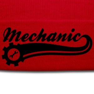 mechanic T-Shirts - Wintermütze