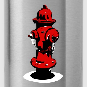 Hydrant T-Shirts - Trinkflasche