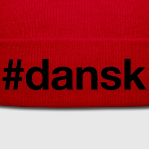 DENMARK  T-Shirts - Winter Hat