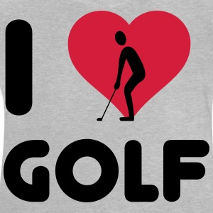 I love Golf T-Shirts - Baby T-Shirt