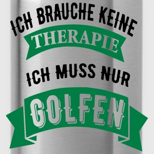 Therapie Golf sportkleding - Drinkfles