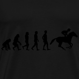 Evolution riding tops - Men's Premium T-Shirt