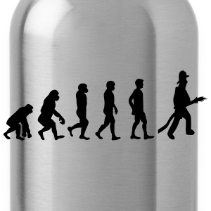 Fire evolution sports apparel - Water Bottle