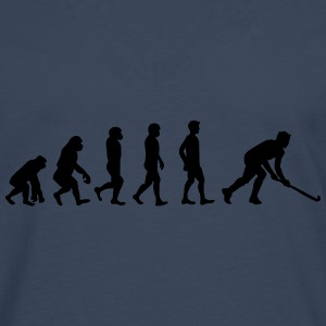 Floorball evolution T-Shirts - Men's Premium Longsleeve Shirt